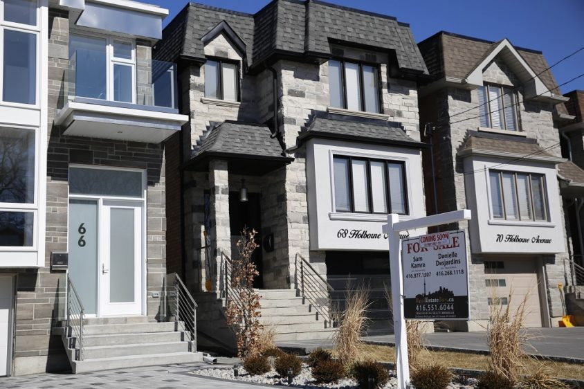 Nearly two-thirds back foreign home buyers' tax in the GTA: Poll