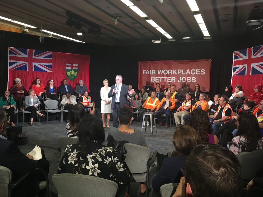 The winners and losers of Ontario's proposed labour law reforms