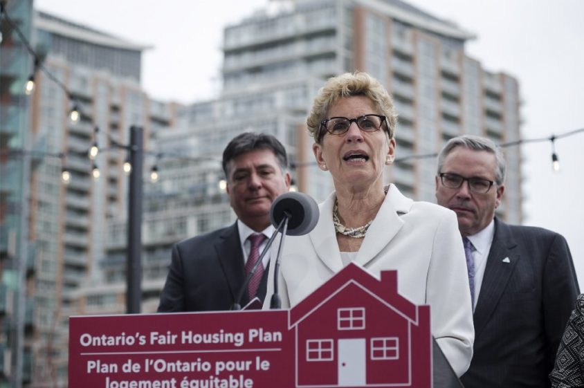 GTA home sales drop 37.3 per cent in wake of Ontario's housing plan