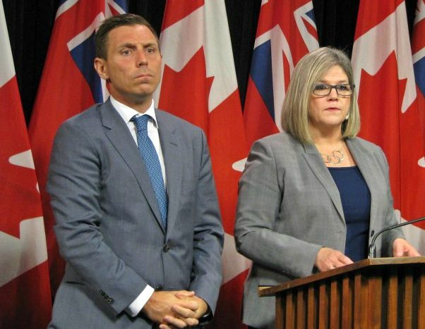 Brown and Horwath offer different paths for change