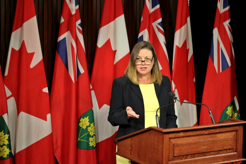 Ontario sees worst monthly job numbers since Great Recession