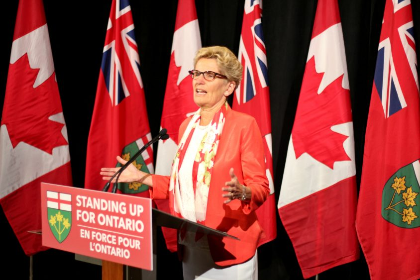 Steady as she goes on housing after a tempestuous year: Wynne