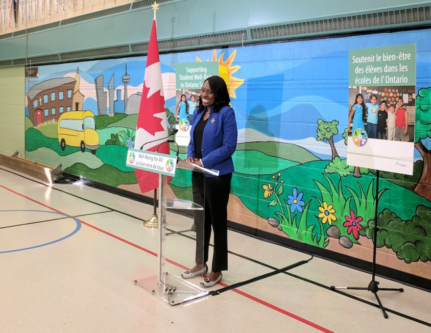 Happening: Ontario kicks off school year with 'well-being' funding amid low math scores