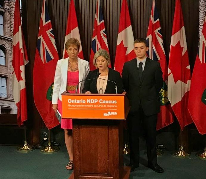 NDP calls for a ministry of mental health and addictions