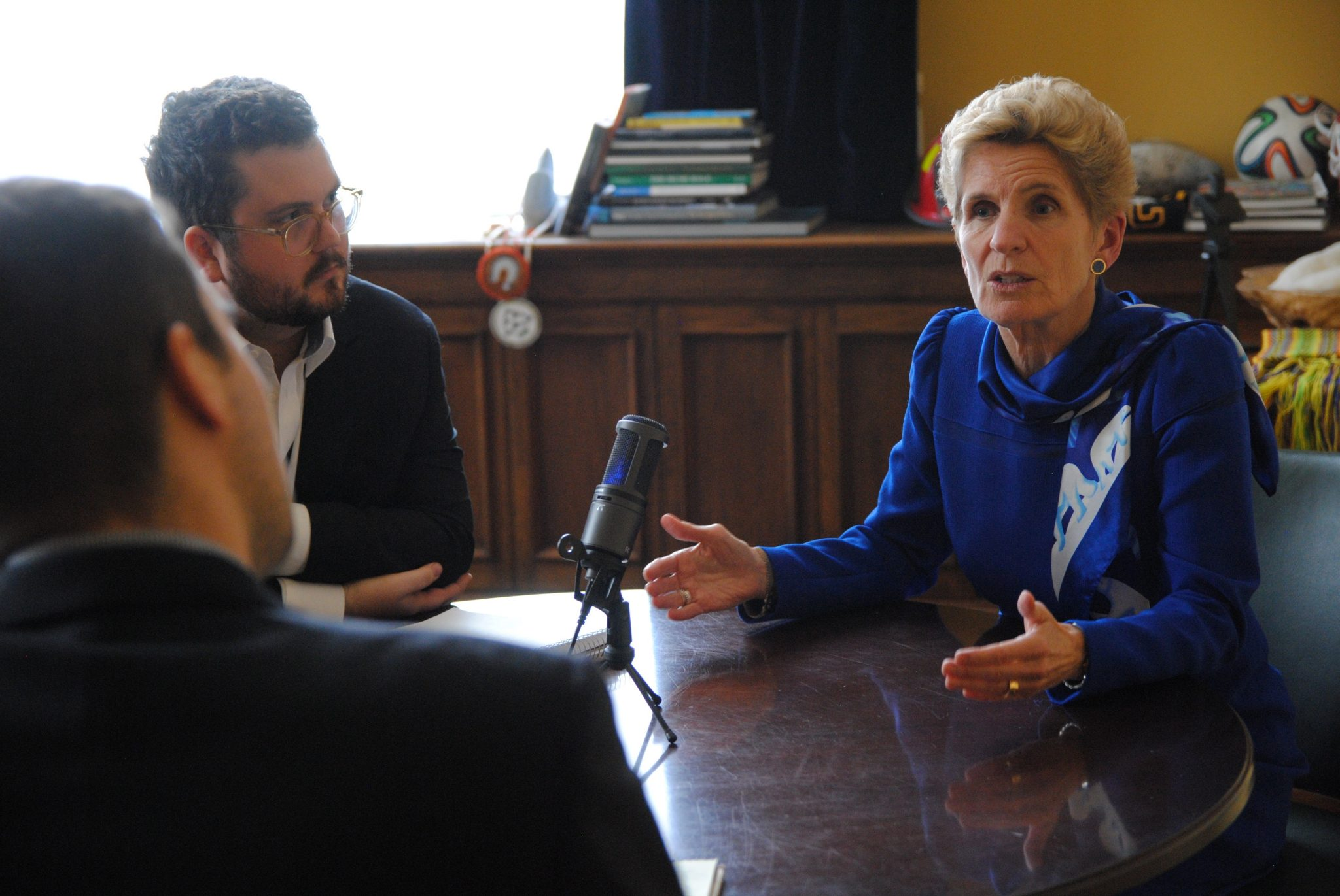 Wynne year-ender: Ontario is on the right fiscal track, premier insists