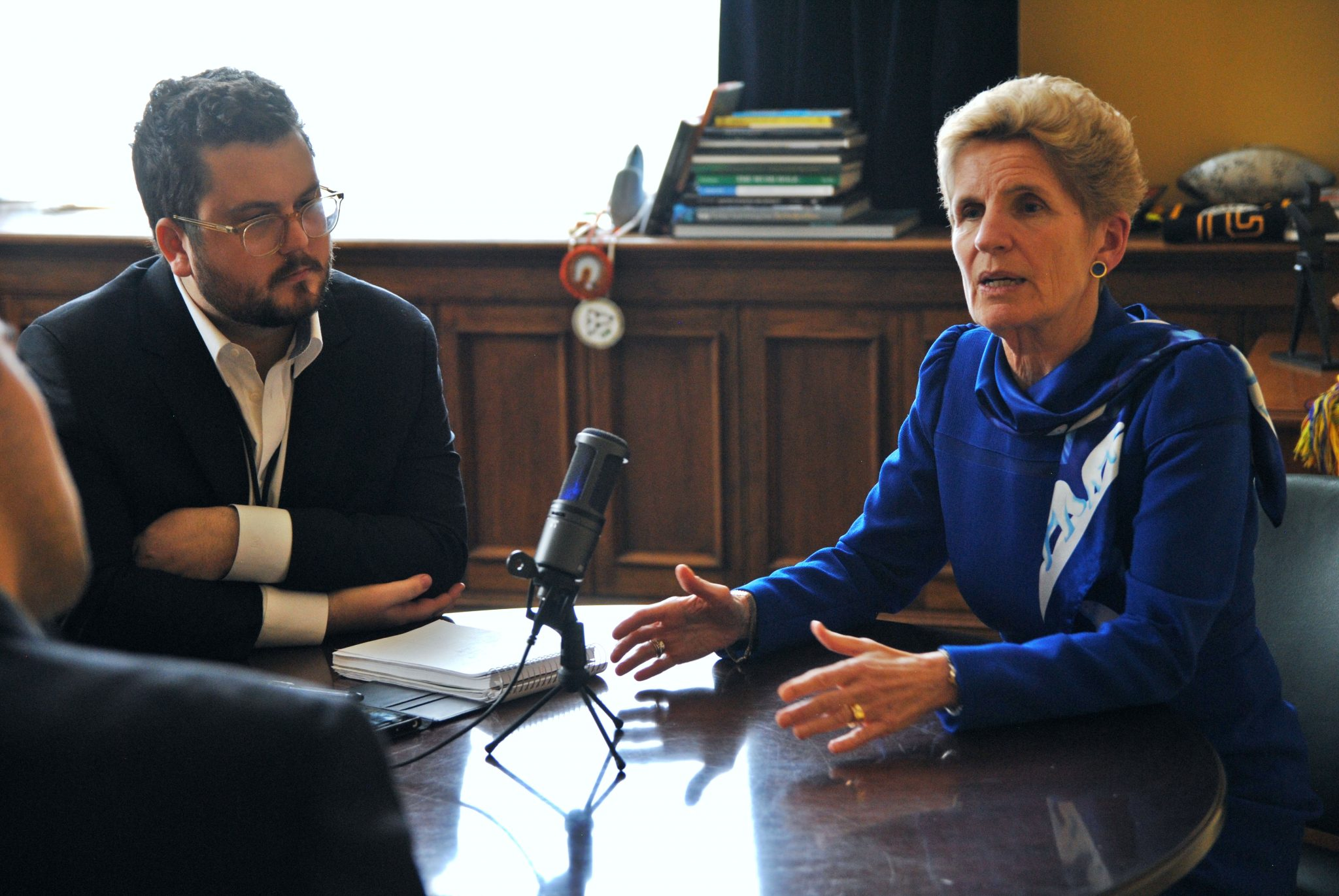 Wynne year-ender: Holding off on a concrete commitment to social housing