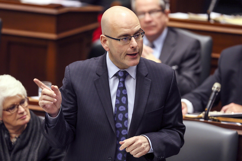 PCs accuse Liberal cabinet ministers of 'sexist,' 'appalling' remarks