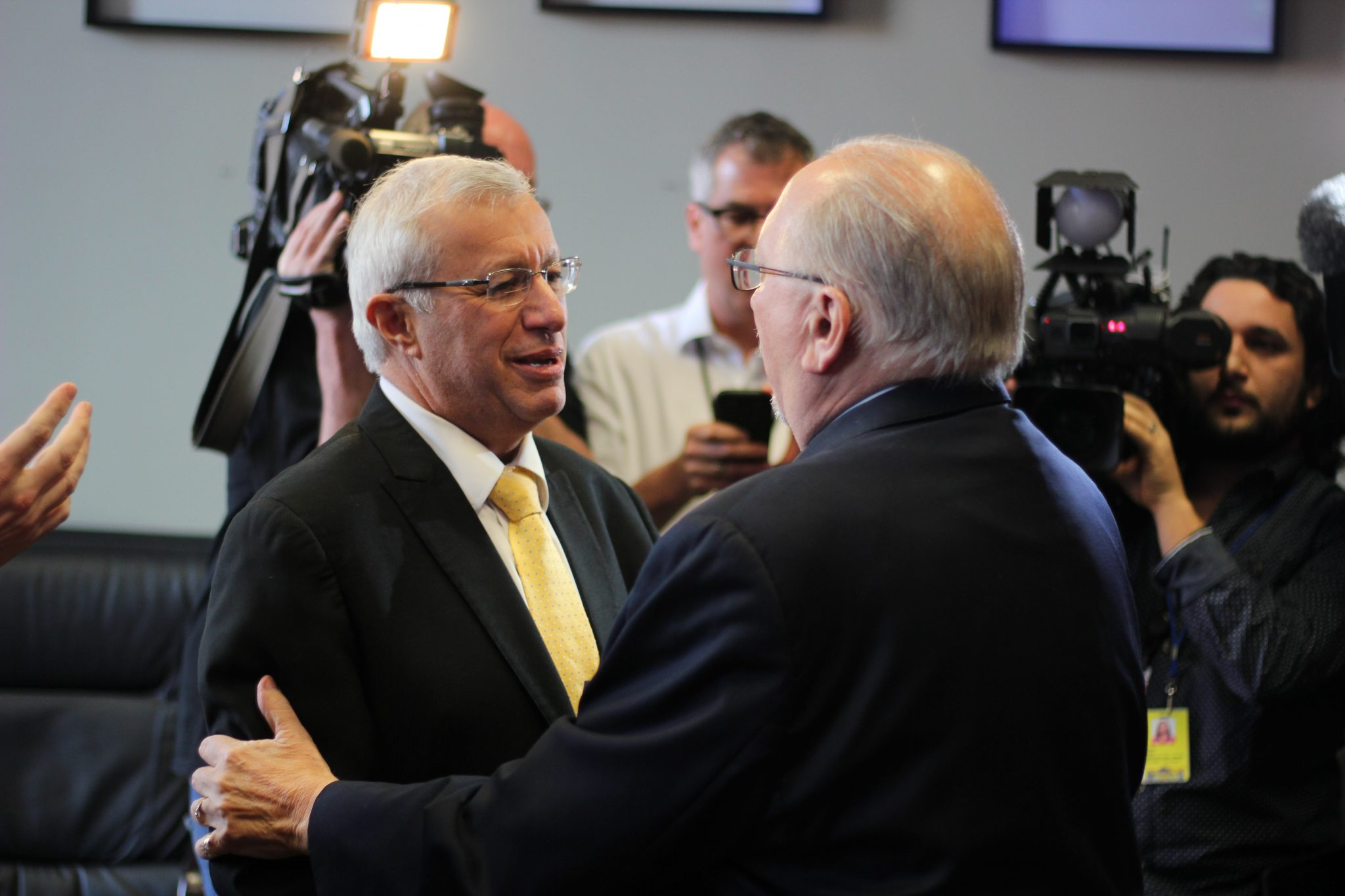 Nipissing MPP Vic Fedeli selected interim PC leader, leadership vote to take place before the general election
