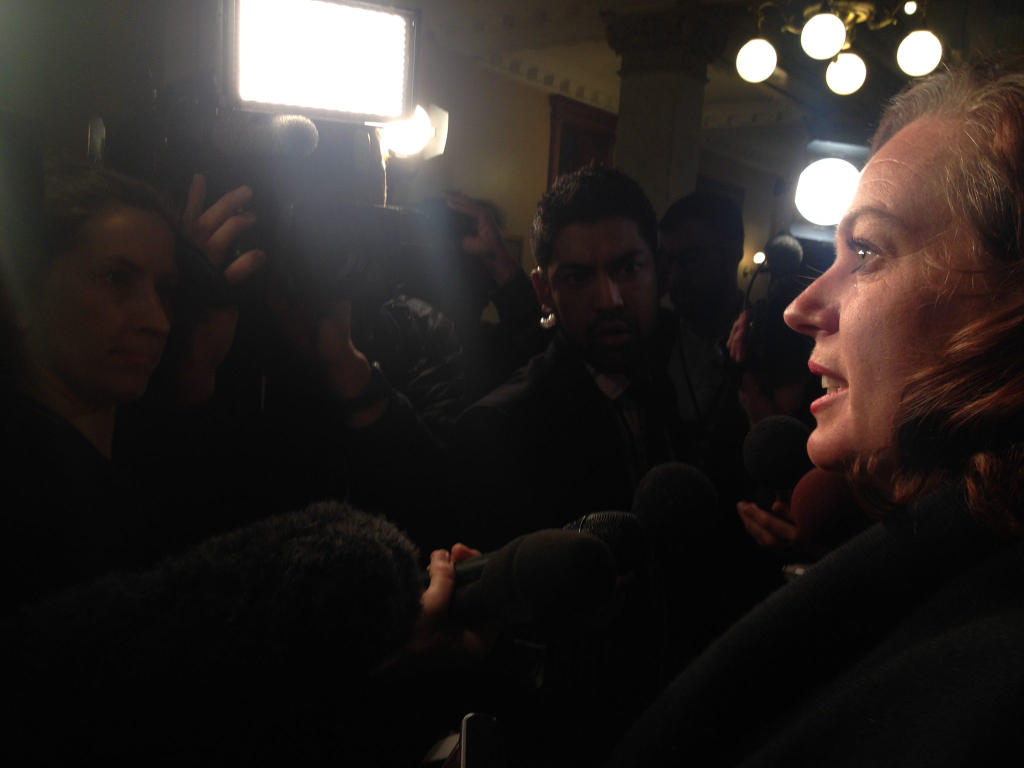 Lisa MacLeod to skip autism protest at Queen's Park, cites 'credible threats'