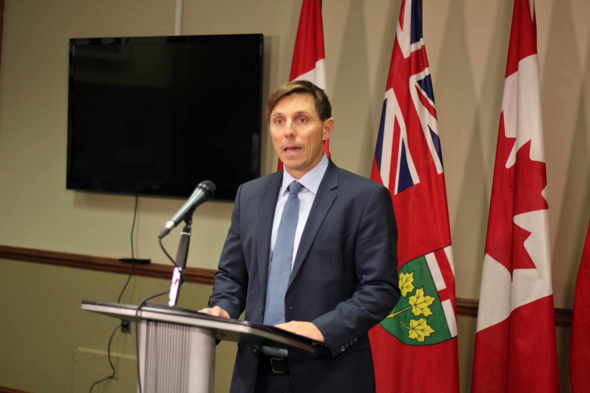 Snap poll finds PC support in Ontario virtually unchanged after Patrick Brown steps down