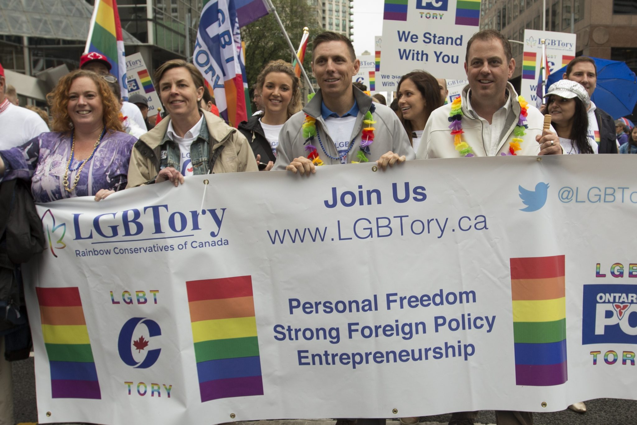 Meet LGBTory, the advocacy group changing conservative politics and boosting Patrick Brown