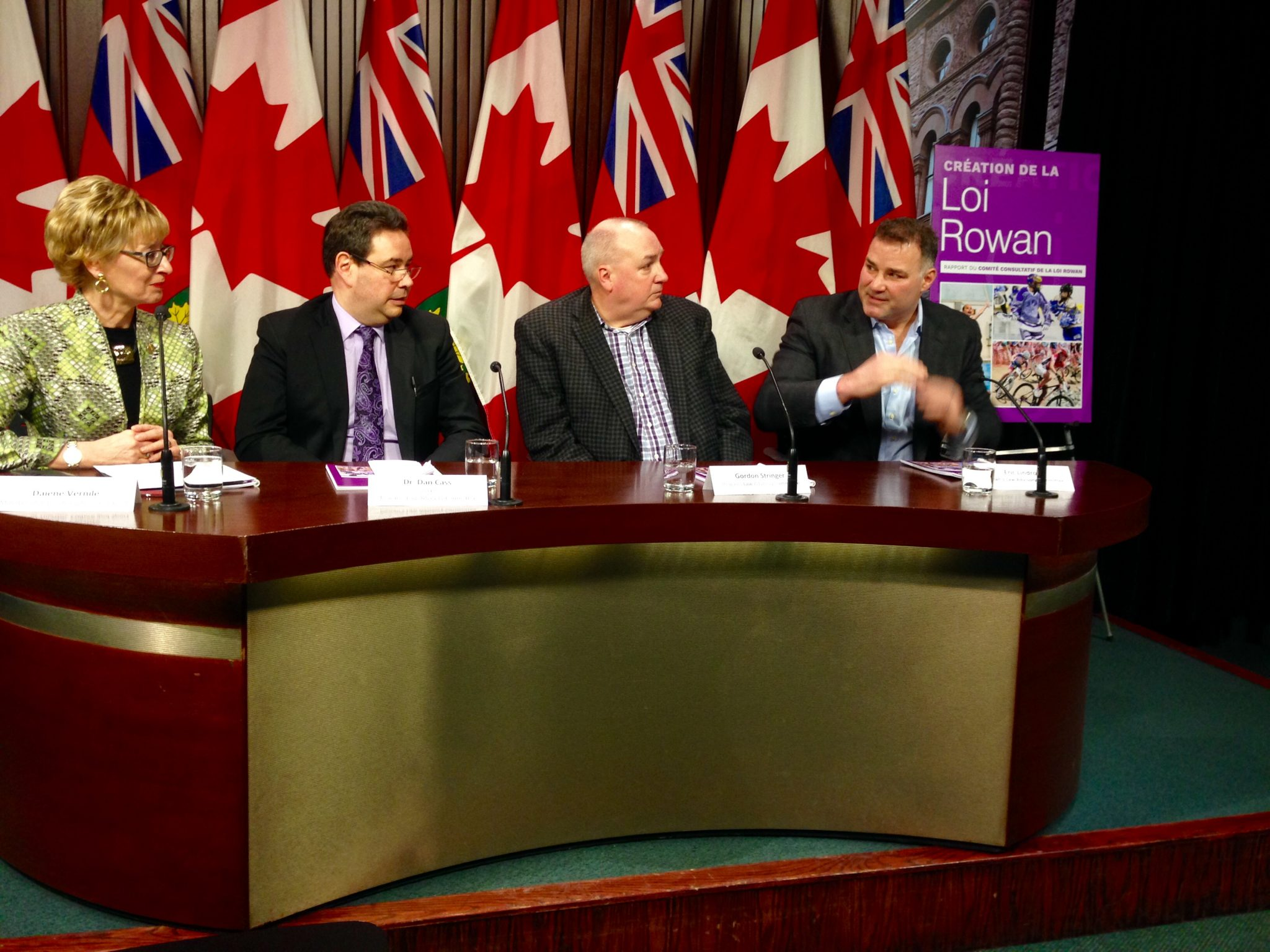 Ontario passes concussion safety law