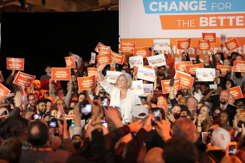 """NDP earns """"historic endorsement"""" from ETFO"""