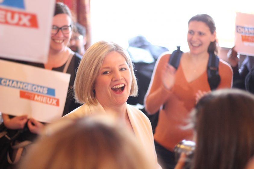 Horwath begins campaign with new ad, attacks Ford