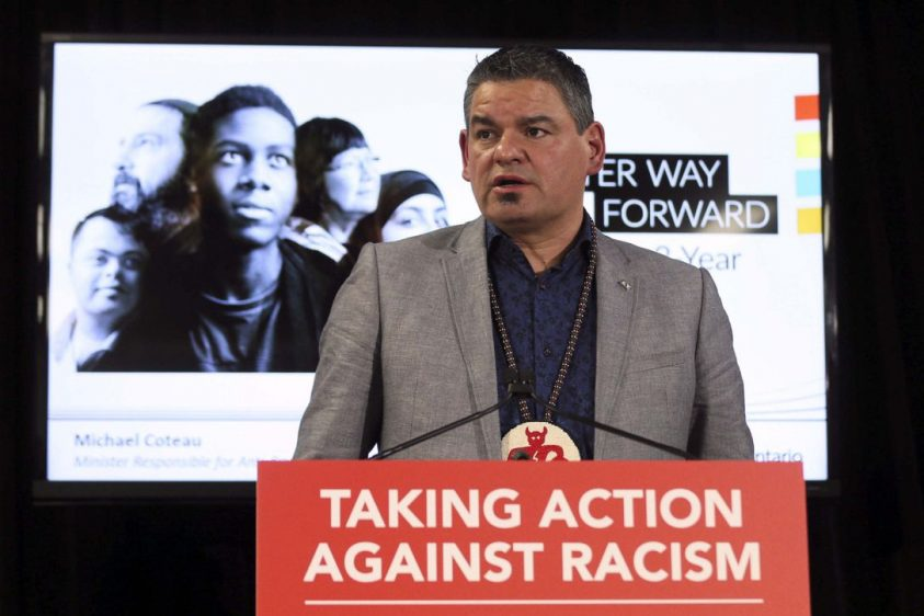 Ontario regional chief warns against any move by Ford to fold Indigenous relations ministry