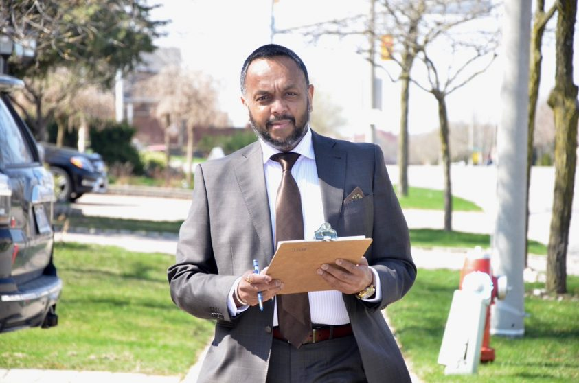 PC candidate faces eight claims of fraud and ethical breaches, including four ongoing lawsuits