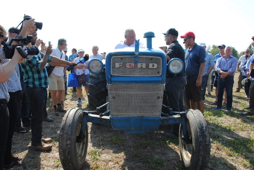 IPM 2019: plowing match touches down in northern Ontario for the second time in history