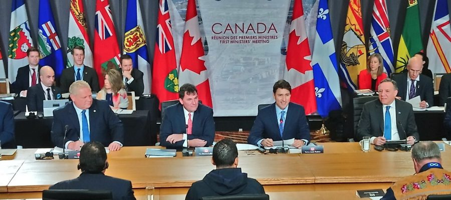 First ministers' meeting goes forward as provincial-federal tension lingers