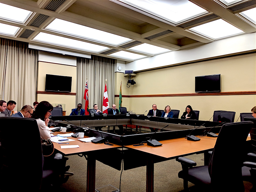 Stakeholders flood to Queen's Park for pre-budget committee consultation