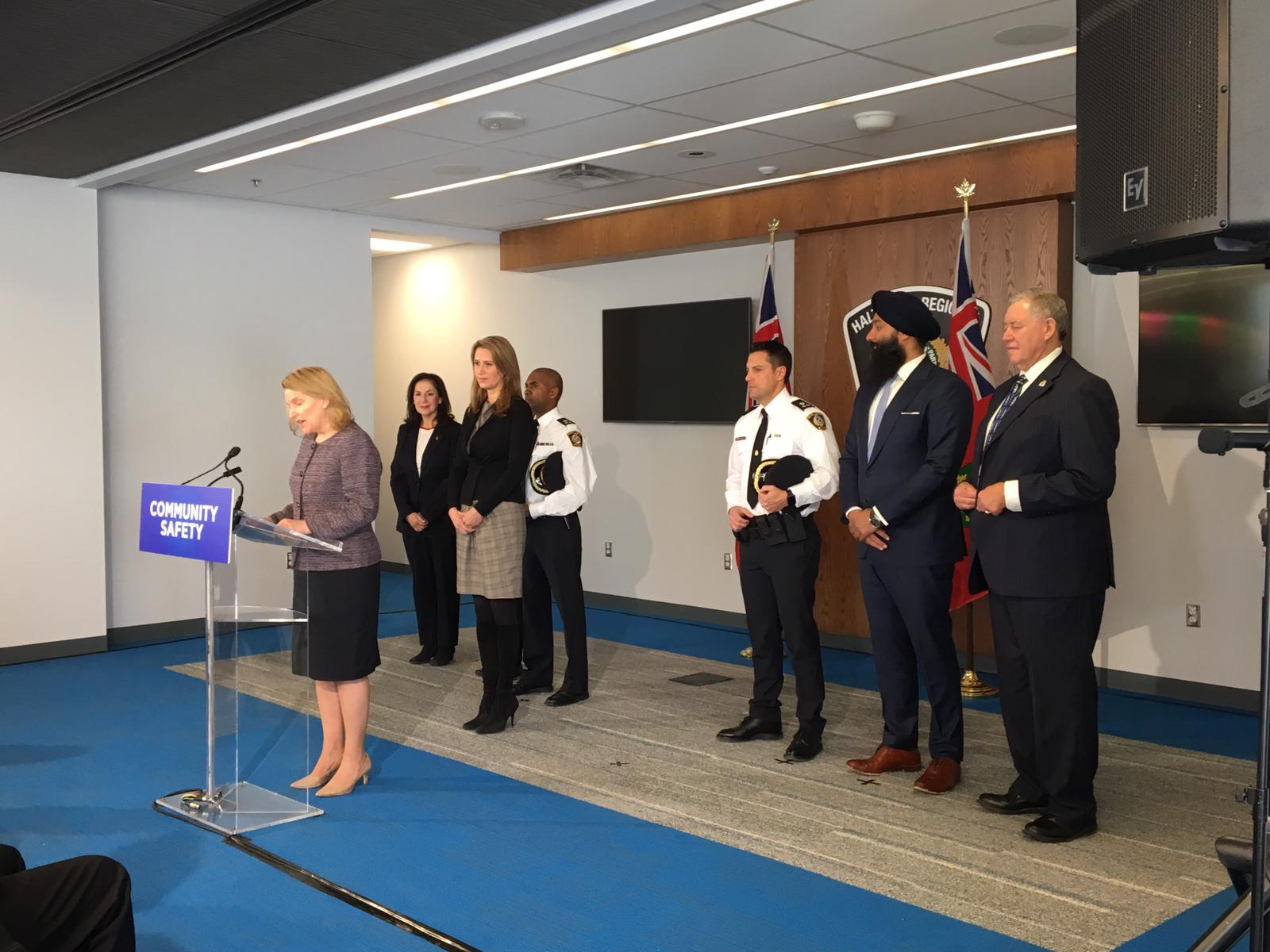 Doug Ford government introduces new policing oversight legislation