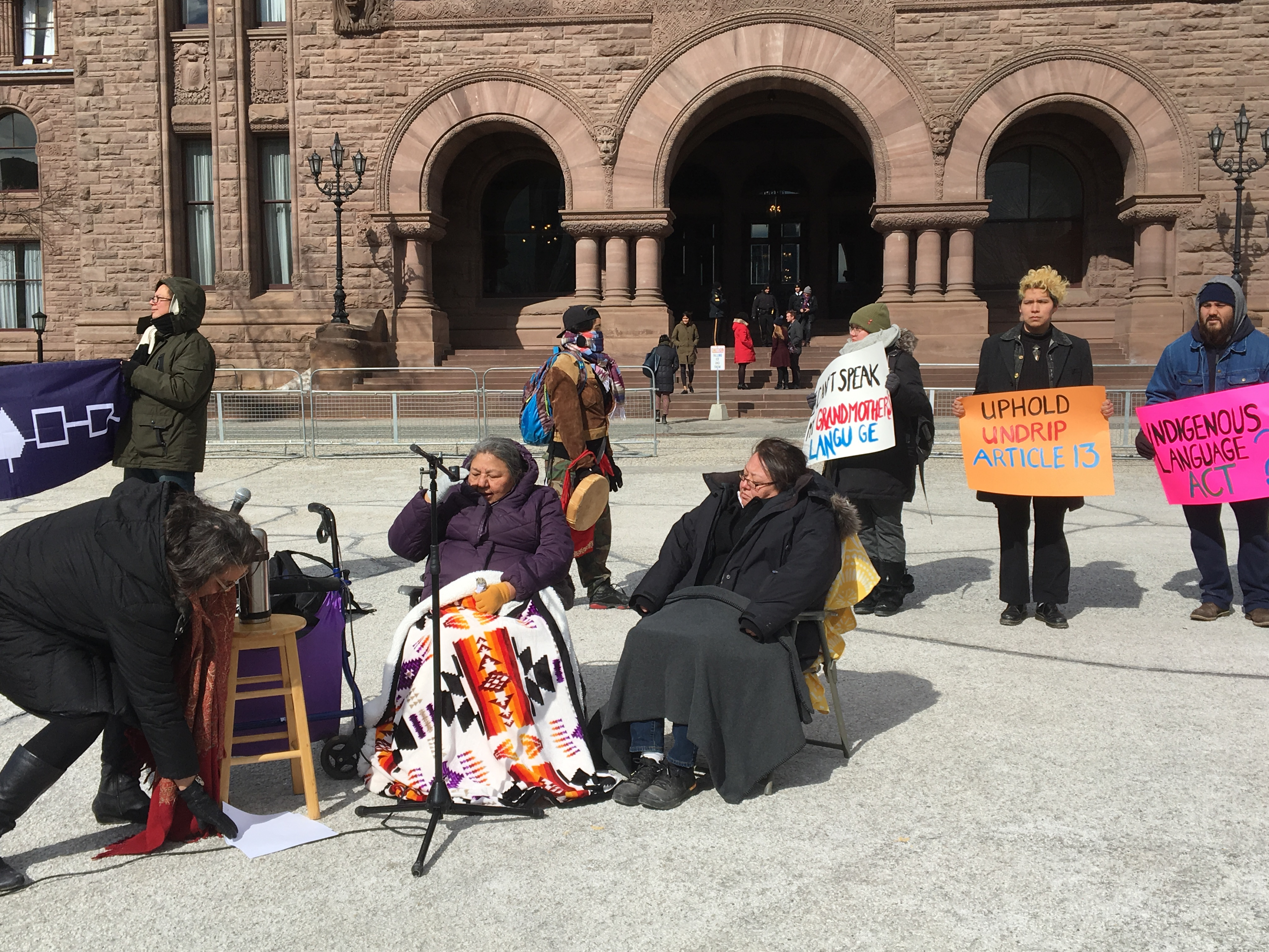 Indigenous community calls for government to reconsider cuts to culture fund