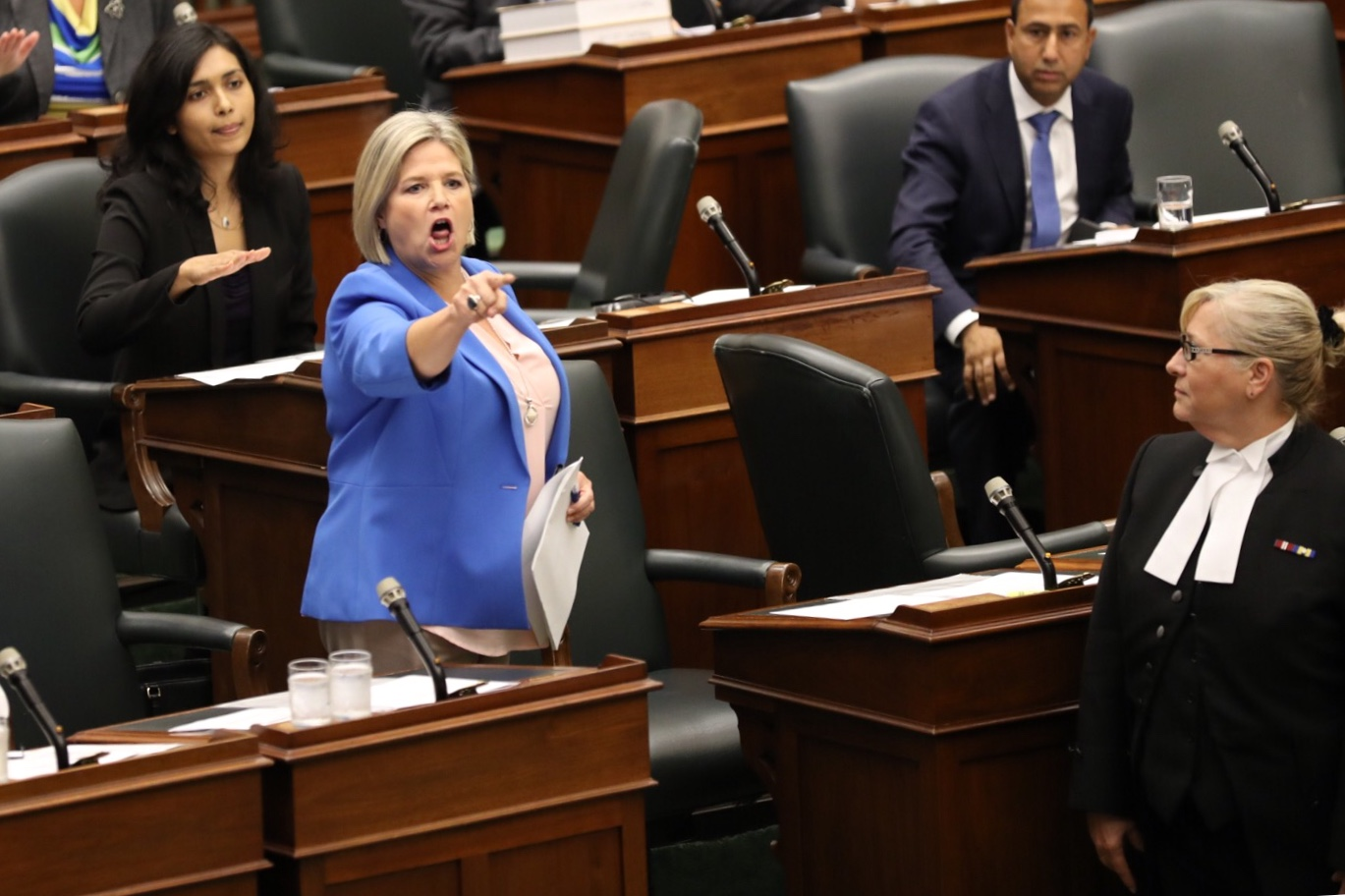 NDP urges Ontario not to cut wage boost programs for some caregivers