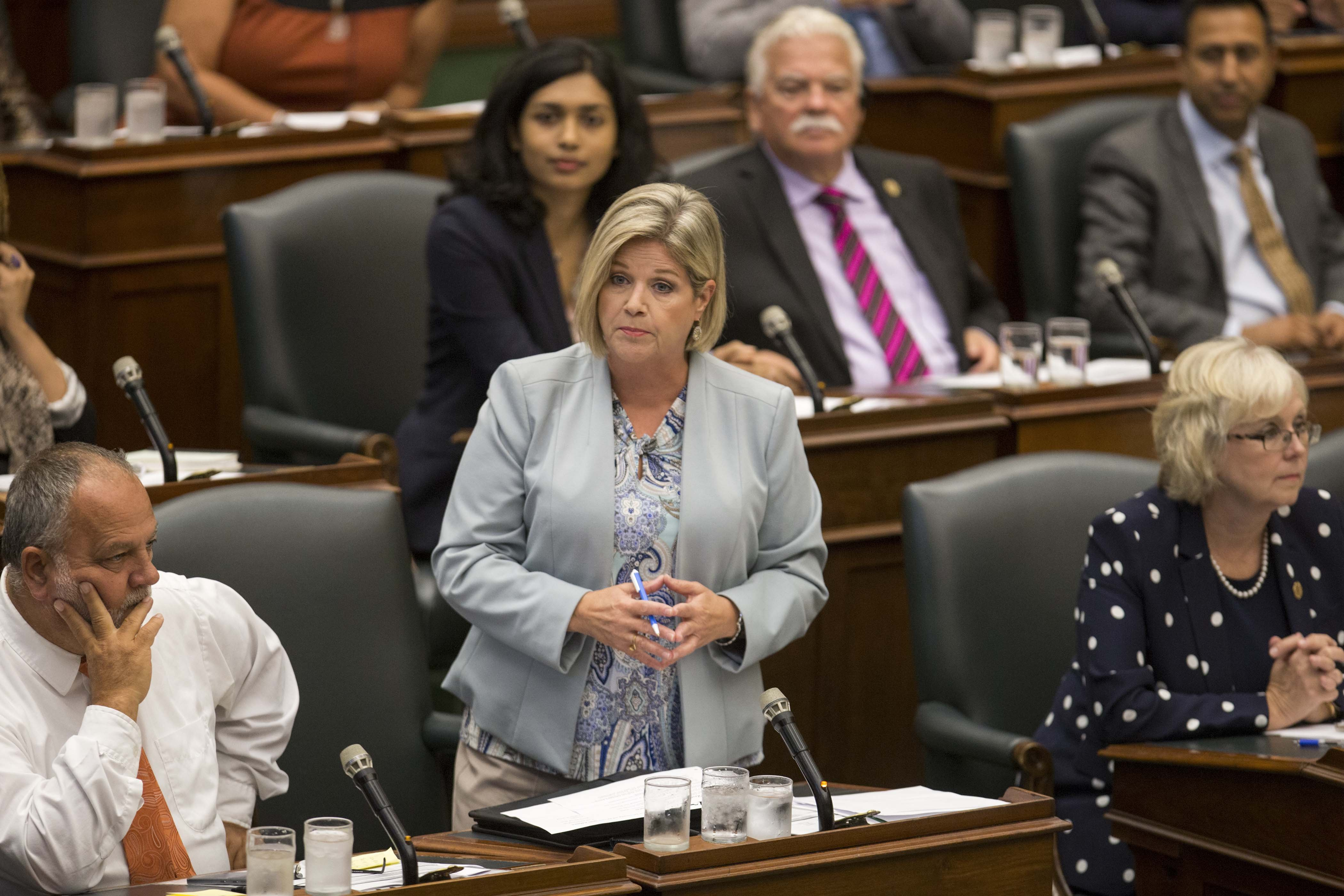 NDP calls for 'independent judicial inquiry' into province's COVID-19 response