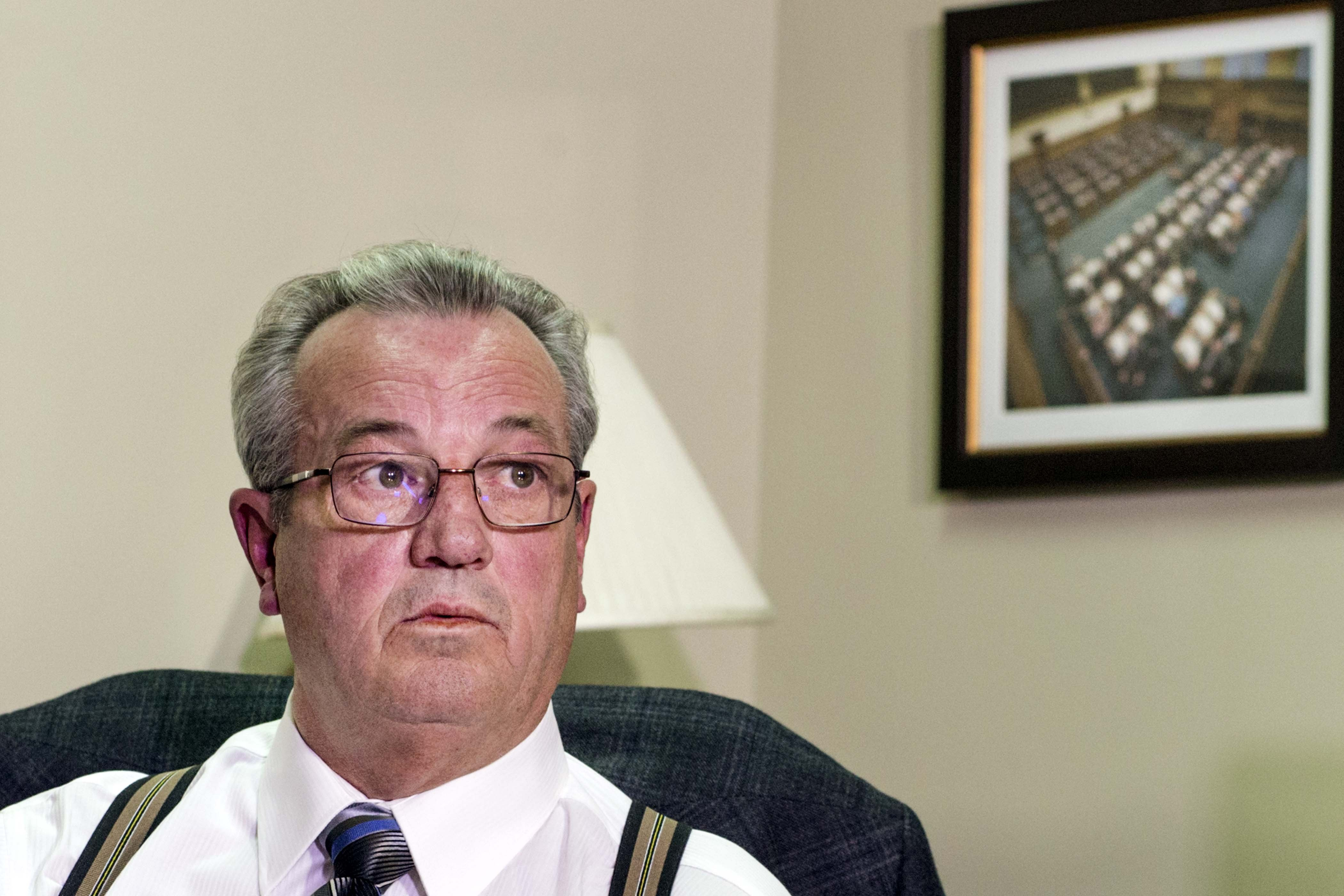 Constituents say Randy Hillier added them to anti-lockdown mailing lists without consent