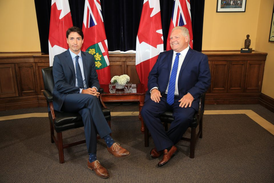 Milloy: Hey Ontarians, don't always look to Ottawa to fix what ails us