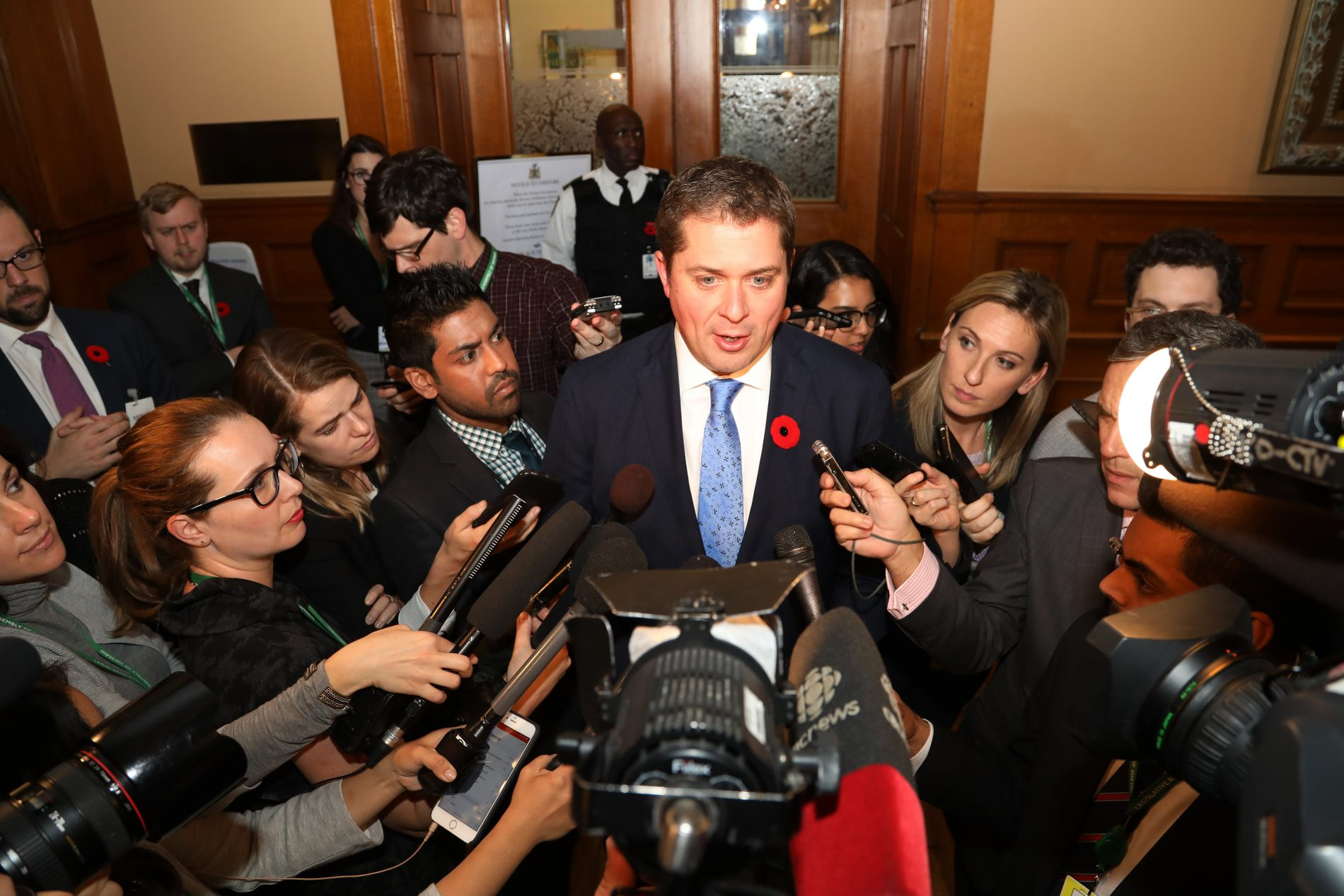 Hutton: Lessons to learn from Andrew Scheer's failure to break through in Ontario