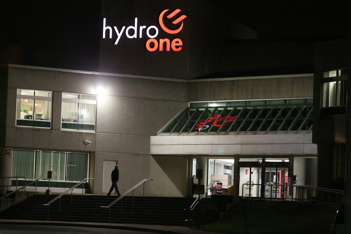 Hydro One sees spike in earnings following favourable court ruling