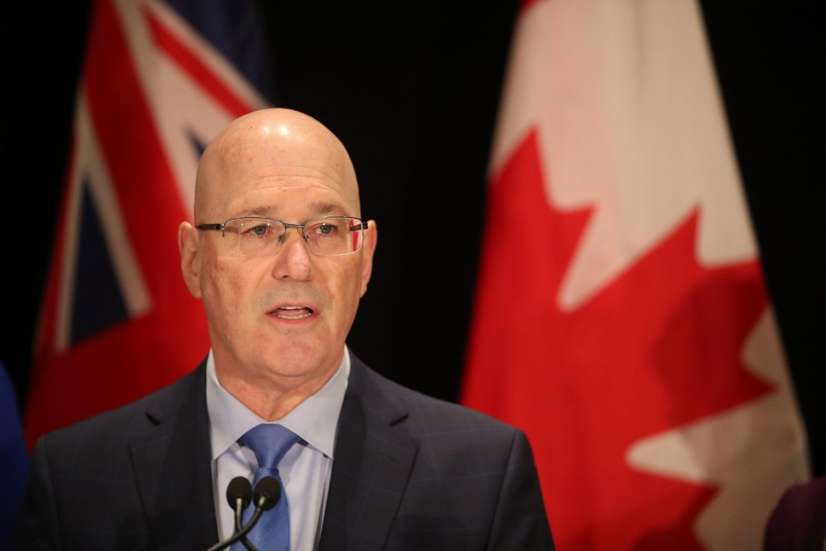 Government announces TCH will be able to evict convicted criminals