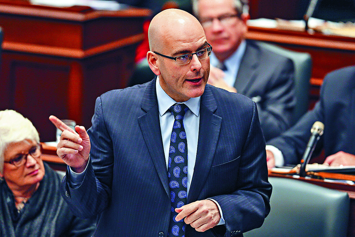 Del Duca promises to use Highway 413 money for education in pitch for 2022