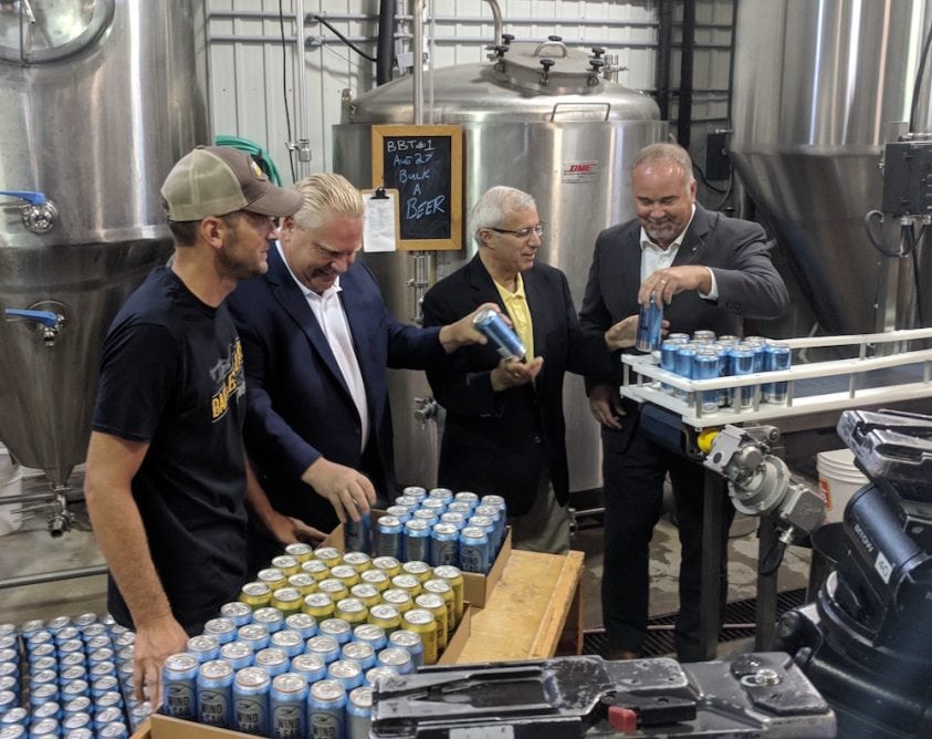An inside look at the government's rushed and confused buck-a-beer rollout