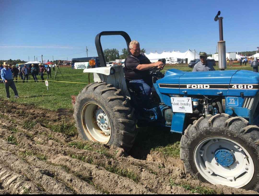 IPM 2019: Plowing match launches with trade mission, scarecrows and leaders on tractors