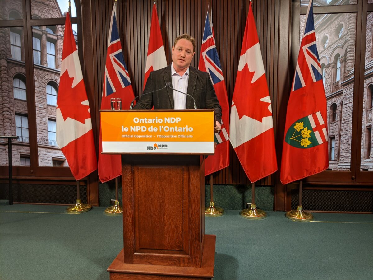 In brief: Get your flu shot, new poll numbers, and the NDP is concerned about Liberal nominations