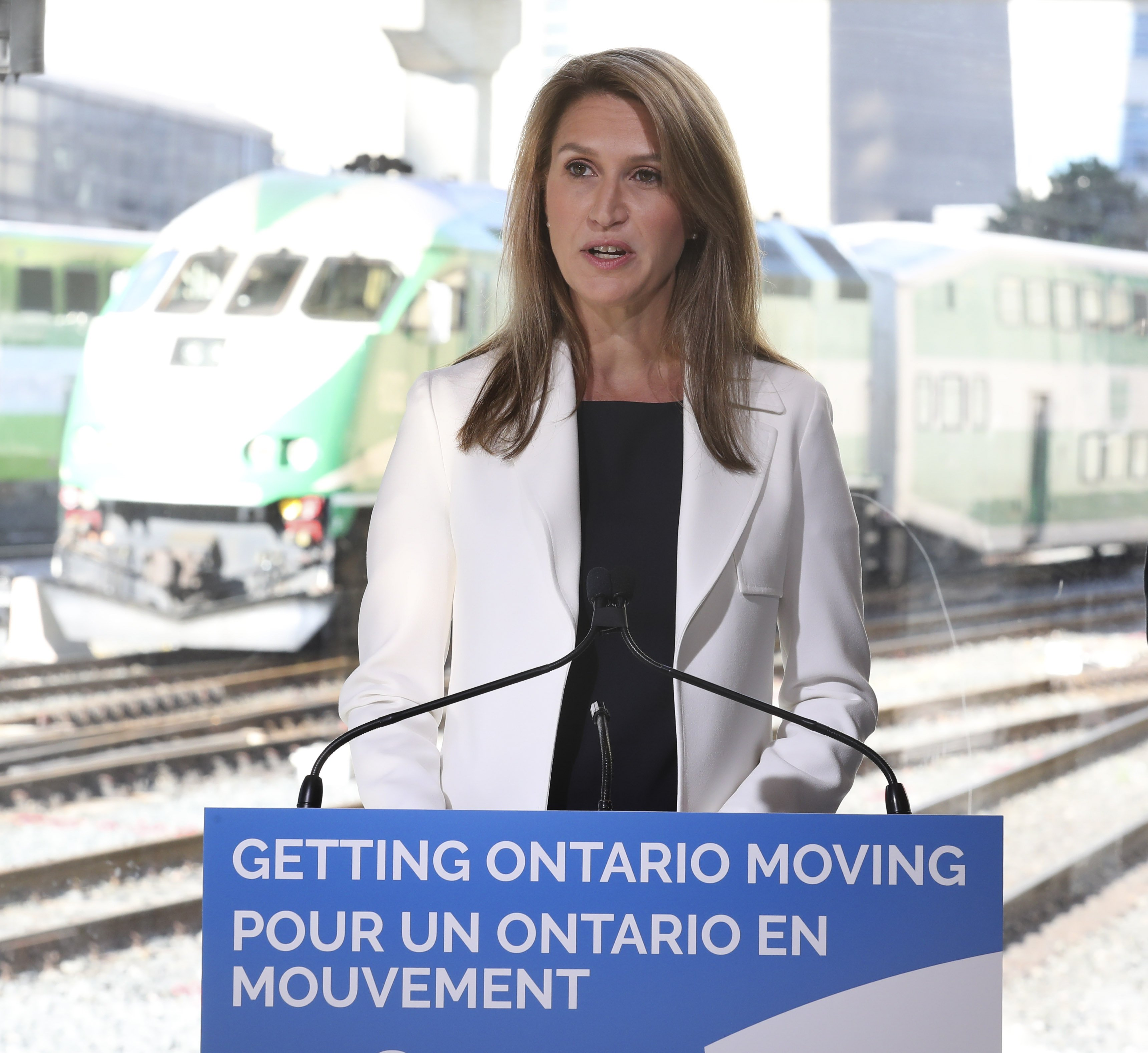 Transportation minister promises to speed up transit projects through changes to development, environmental assessments