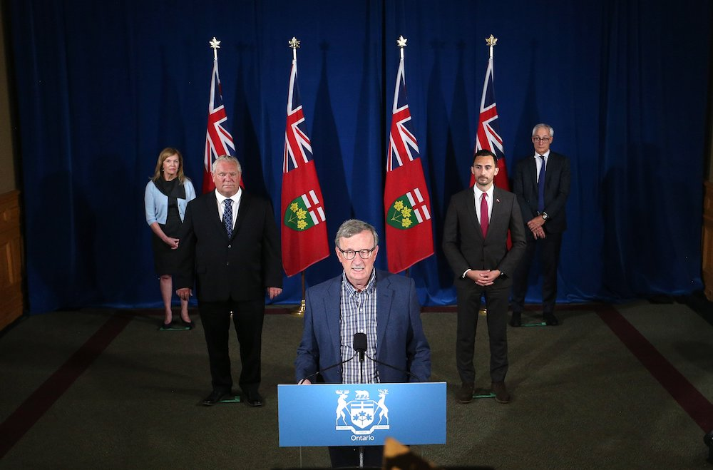 No school in strip malls and industrial buildings: Your Ontario COVID-19 roundup