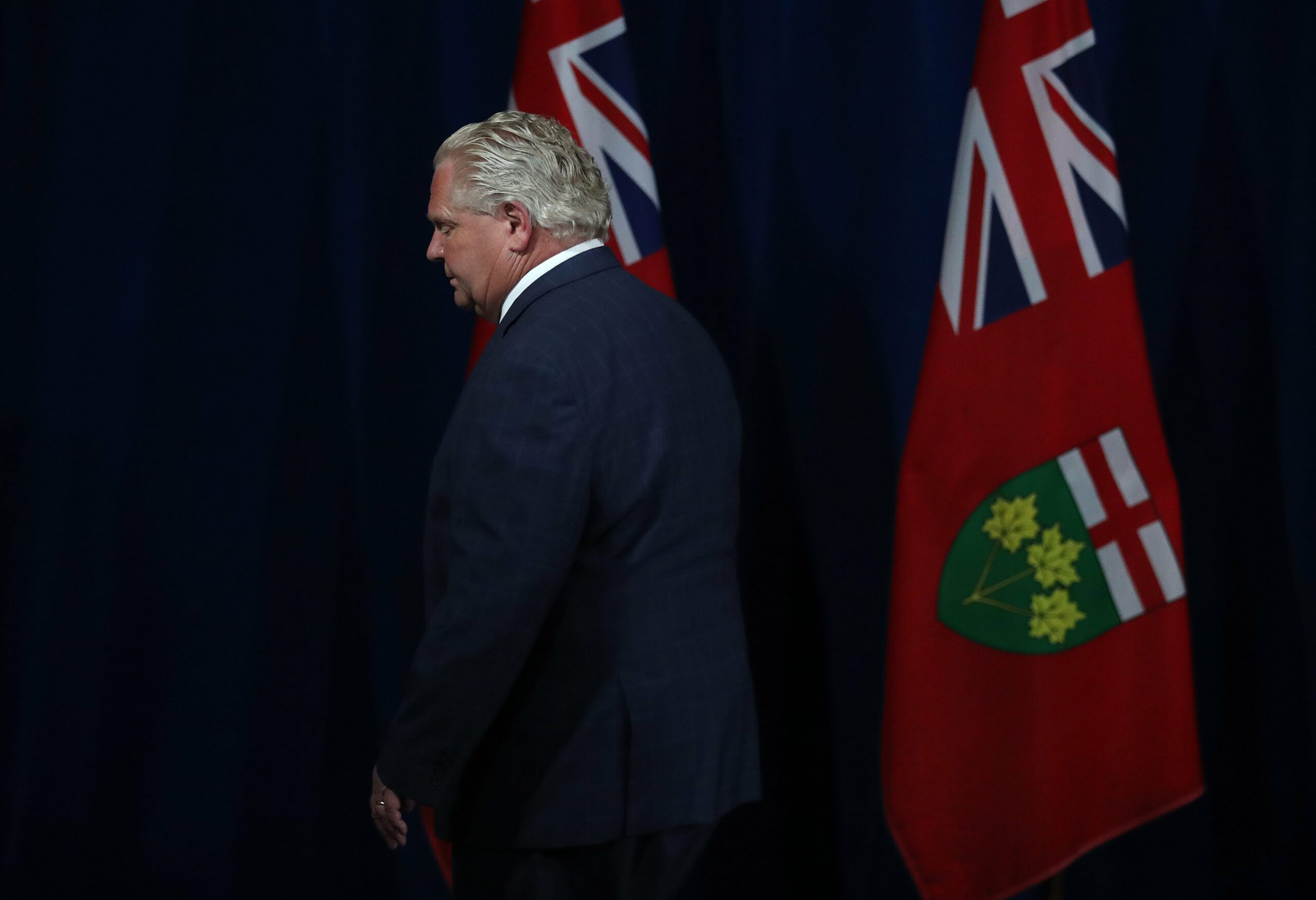Confusion reigns for stay-at-home order despite premier's pleas