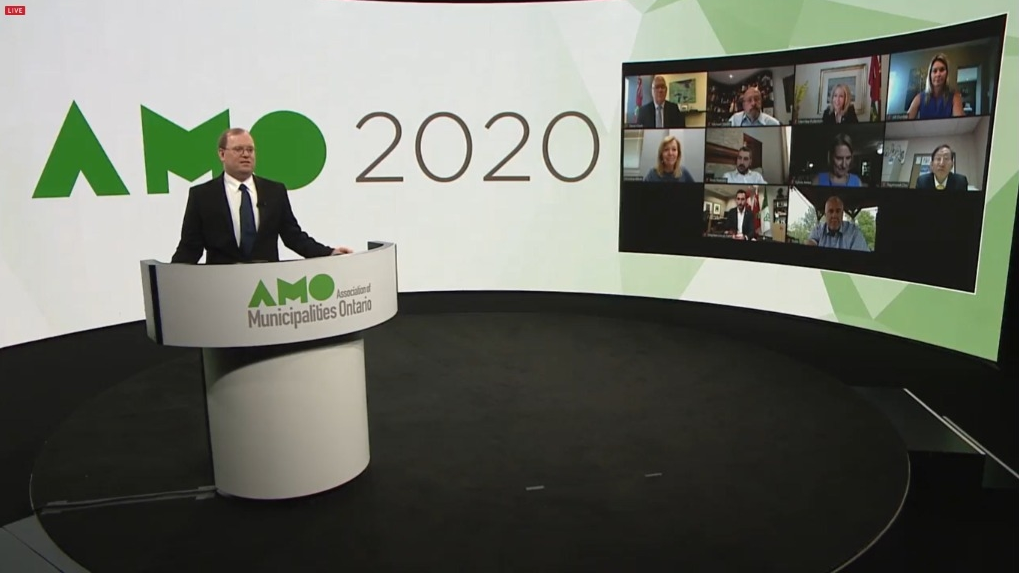 AMO 2021: Ministers grilled on health, social services and child care in first bear pit