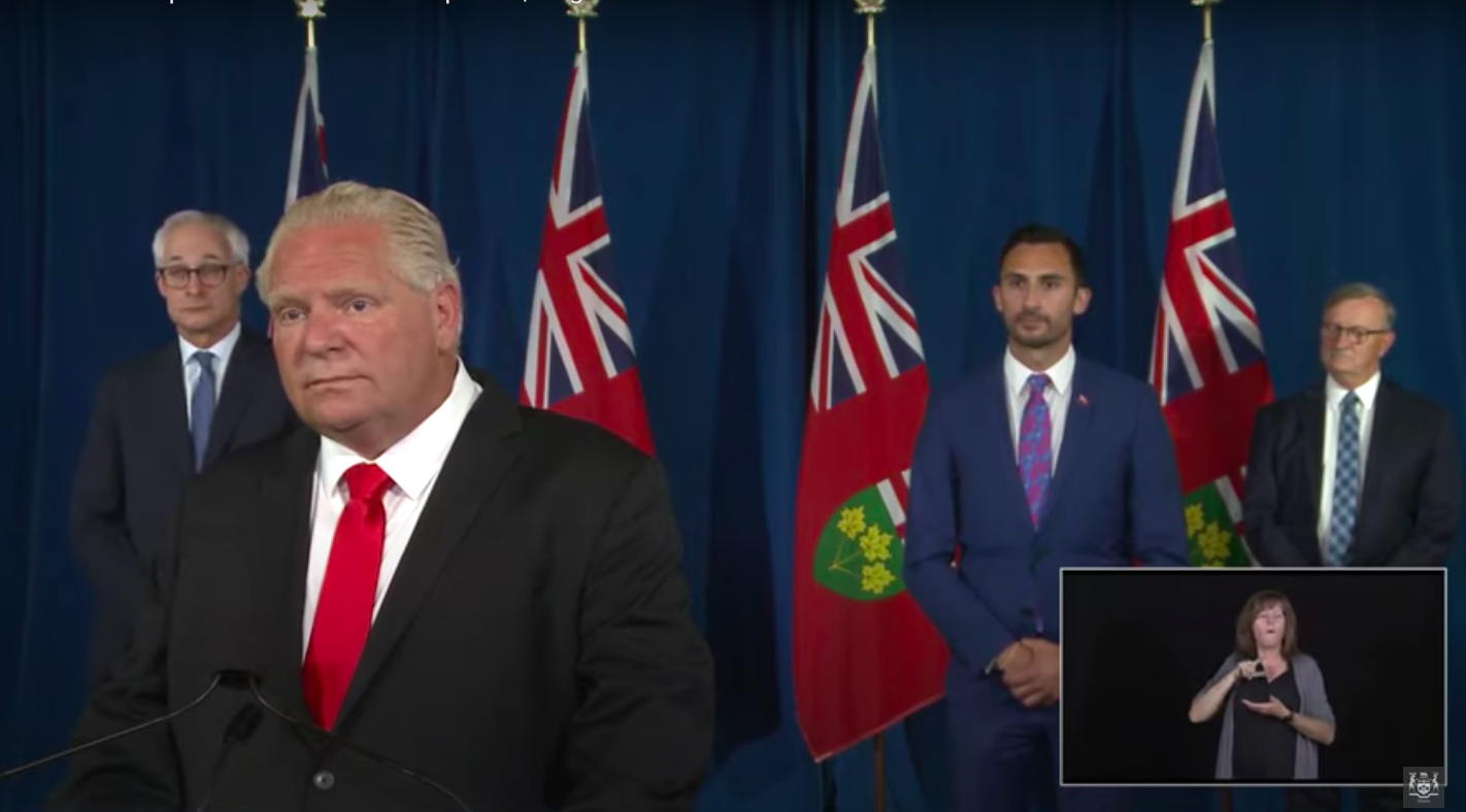 'Main Street has been devastated': Your Ontario COVID-19 roundup