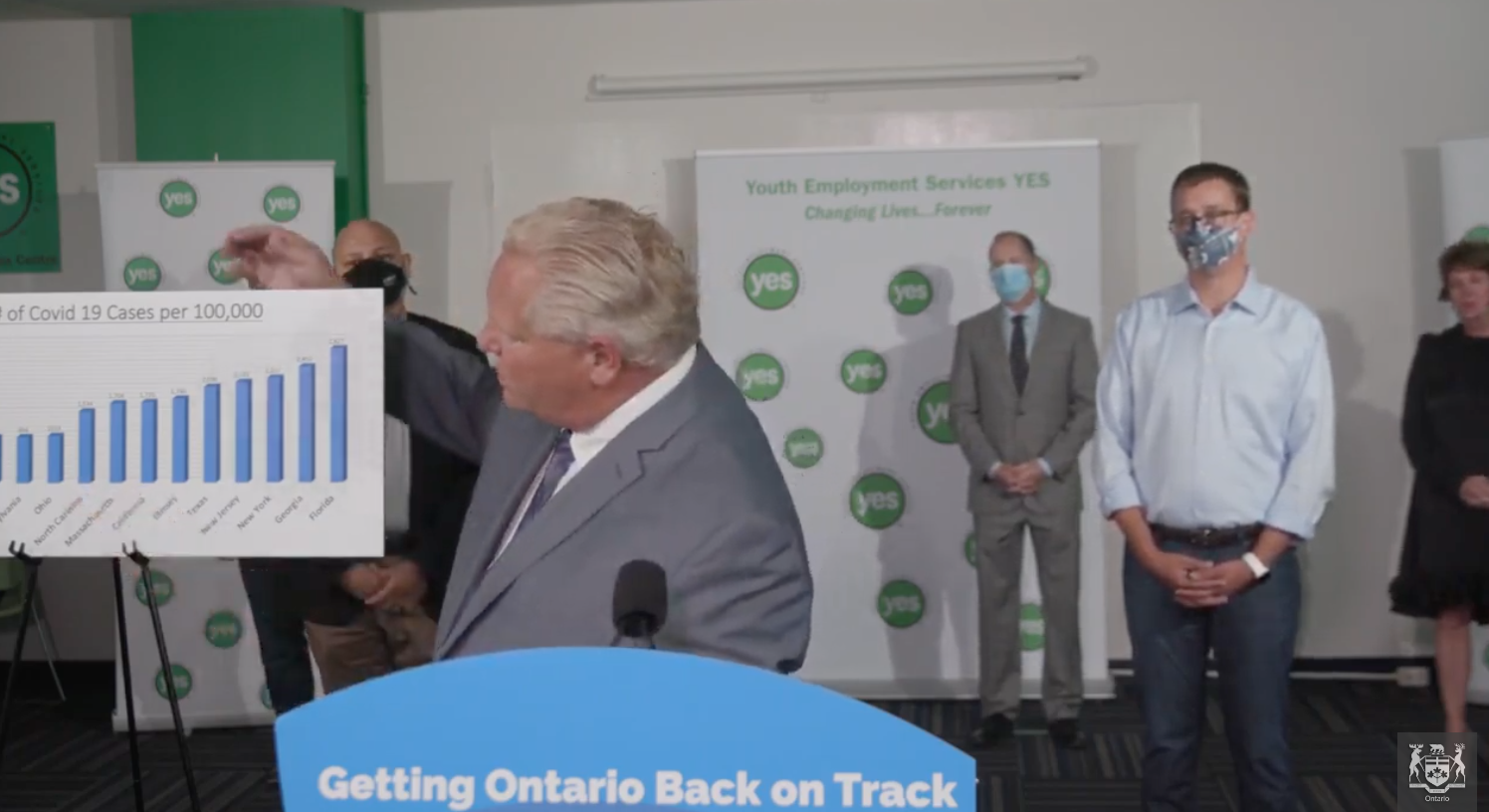 'This is not a victory lap': Your Ontario COVID-19 roundup