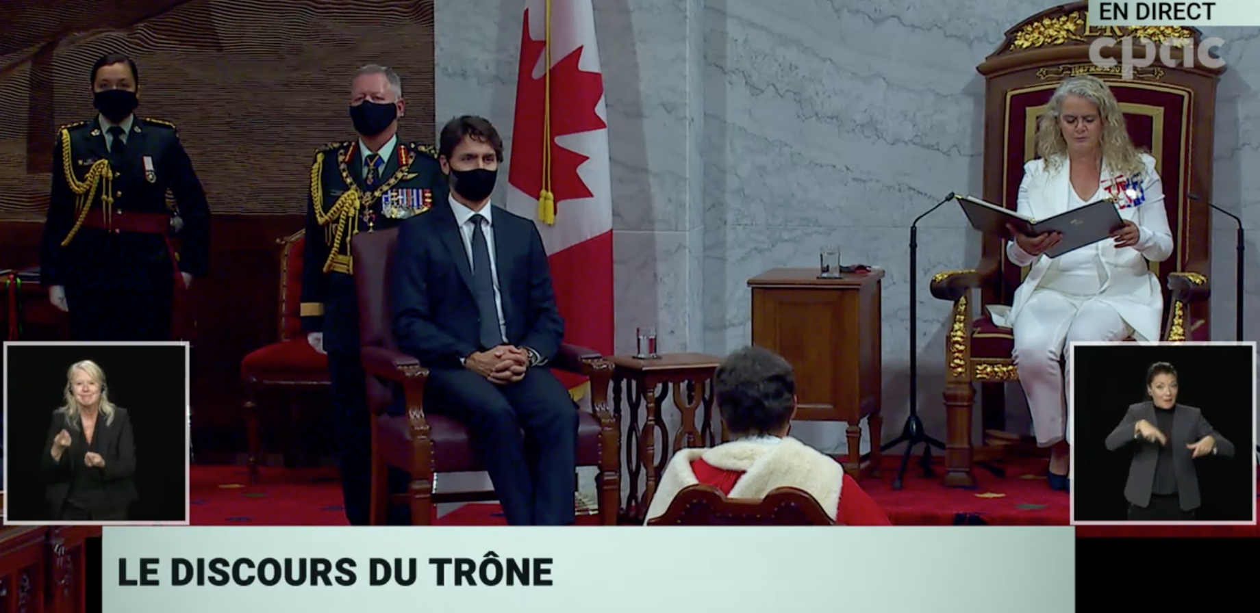 Federal throne speech promises boost to COVID-19 testing, national standards for long-term care