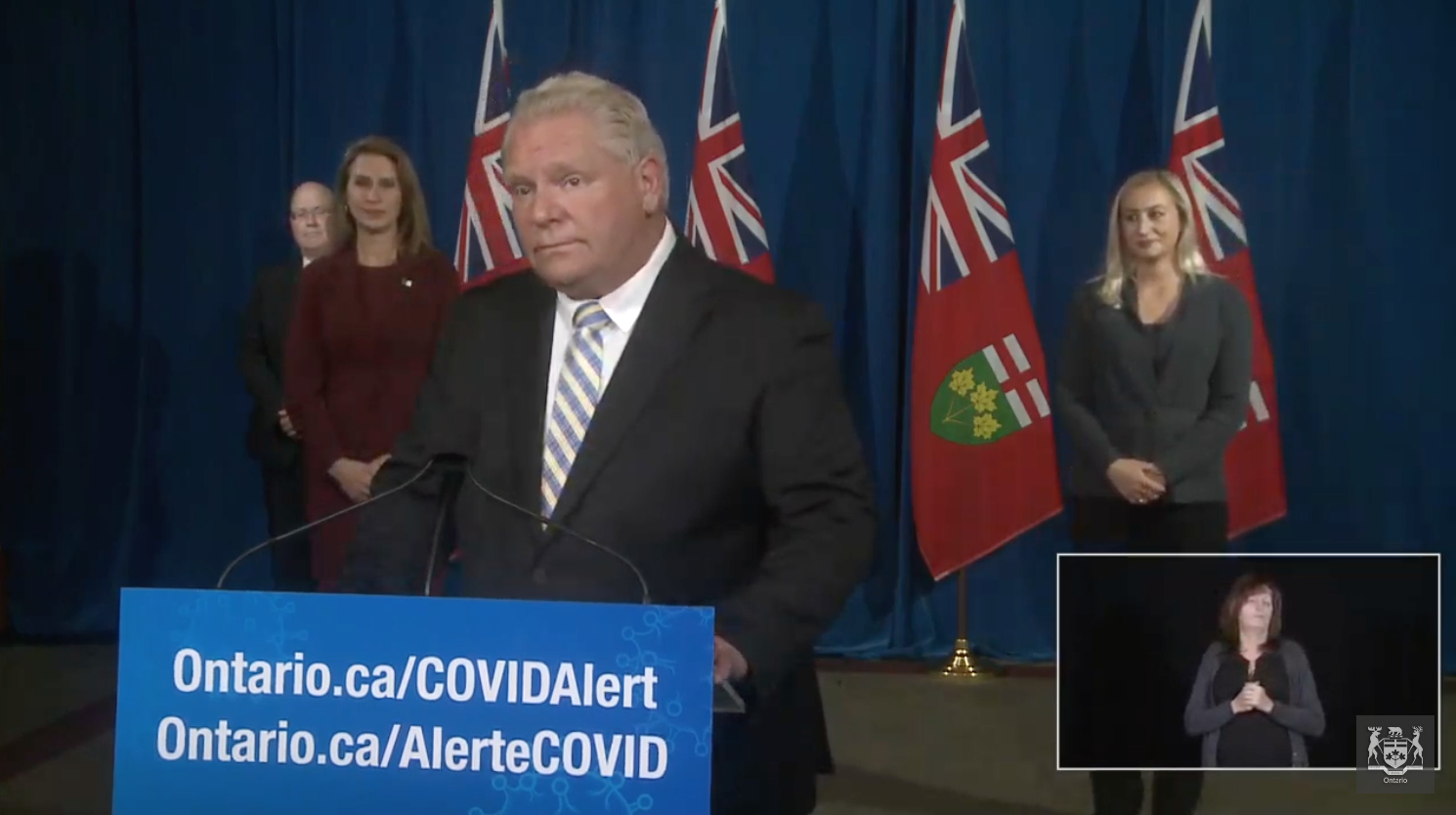 'I've just had it with these insurance companies': Your Ontario COVID-19 roundup
