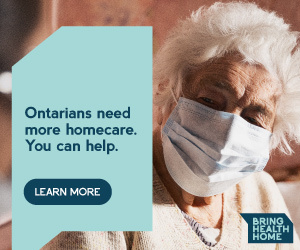 Sponsored Content: The time is now – Ontarians need more and better homecare