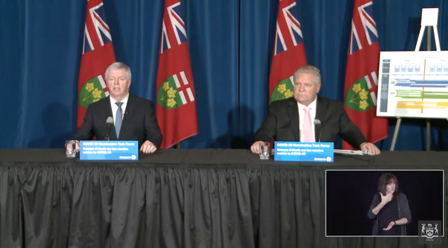 Ontario government sets goal to vaccinate all long-term care residents and staff by Feb. 15