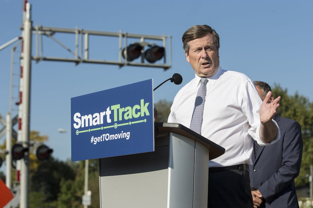 Davidson: How did Mayor John Tory end up playing his SmartTrack hand so poorly?