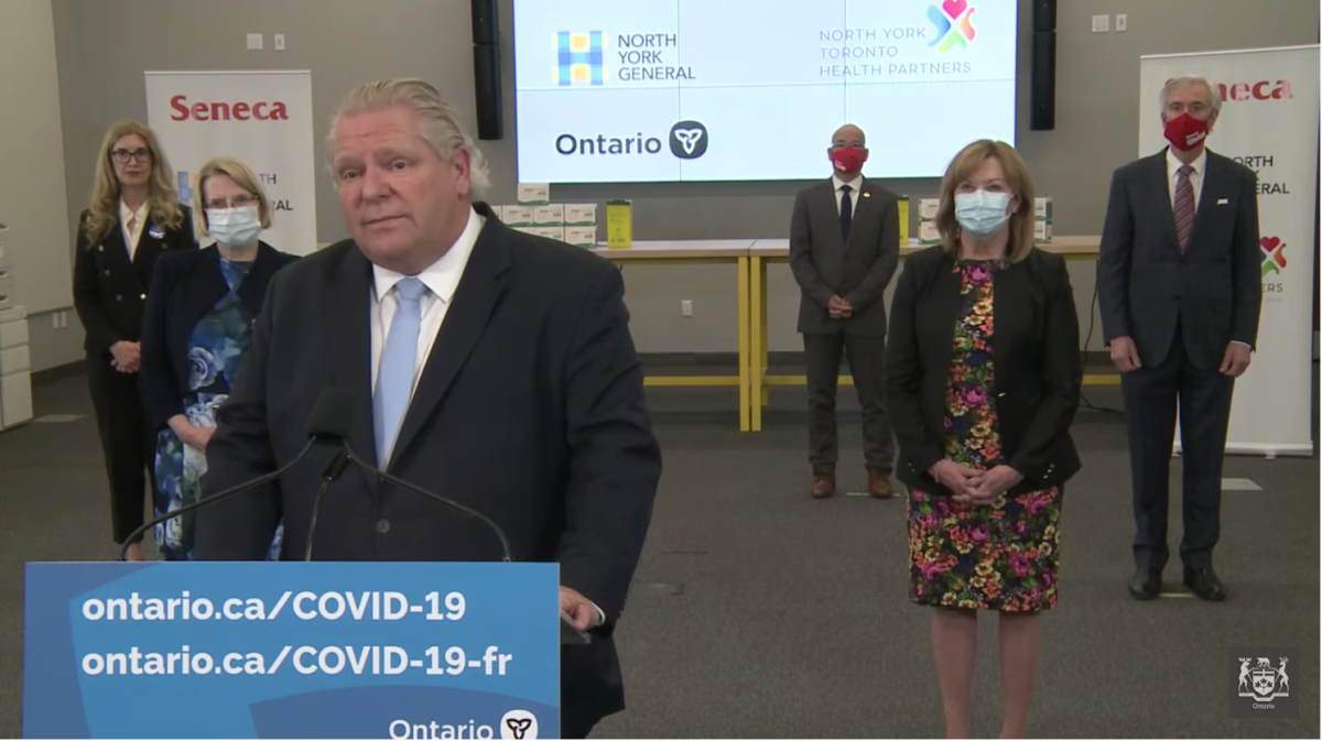 Ontario hits record new COVID cases, ramps down surgeries as doctors warned of 'incredibly difficult decisions'