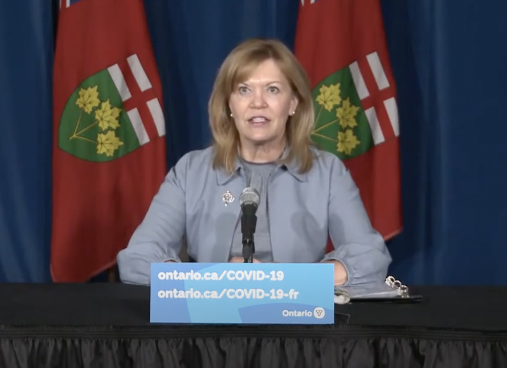 Ontario to progressively expand vaccine eligibility to all adults by the end of May