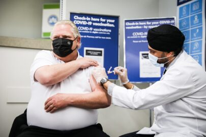 More than 80 per cent of eligible Ontarians have received at least one vaccine dose: health minister